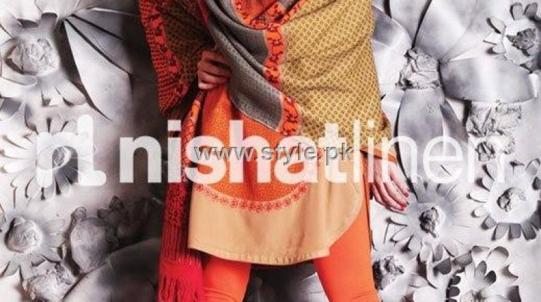 Nishat Linen Winter Pret Collection 2012 for Women