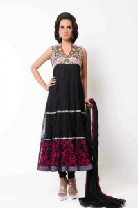 Noorz Boutique Anarkali Frocks 2012 For Women 002 199x300 pakistani dresses dress designs