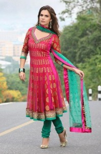 Noorz Boutique Anarkali Frocks 2012 For Women 007 198x300 pakistani dresses dress designs