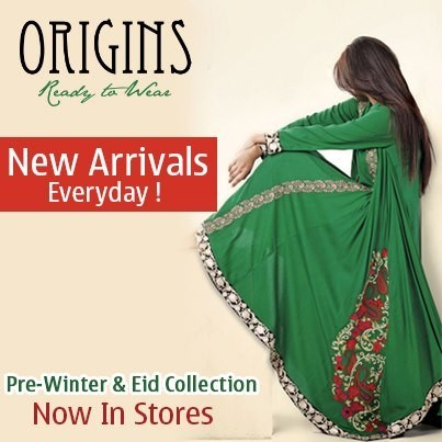 Origins Winter Collection 2012 2013 For Women 001 pakistani dresses