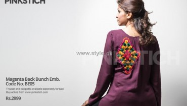 Pinkstich 2012 Eid-Ul-Azha Dresses for Girls