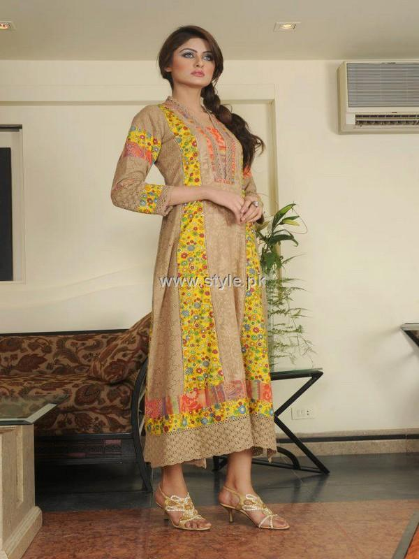 Resham Revaj Casual Dresses 2012 for Women