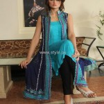 Resham Revaj Casual Dresses 2012 for Women 010