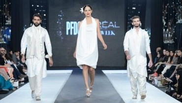 Saai's Collection 2012 At PFDC L'Oreal Paris Bridal Week 2012 0021