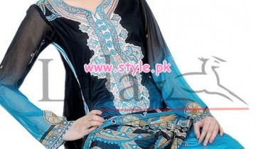 Sana And Samia Latest Cotton Collection For Winter 2012 005