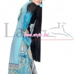 Sana And Samia Latest Cotton Collection For Winter 2012 007