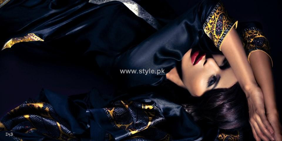 Sana Safinaz Silk 2012 Collection for Women