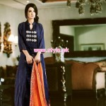 Sana Salman Latest Evening Wear Collection For Women 2012 001