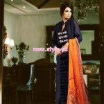Sana Salman Latest Evening Wear Collection For Women 2012 003