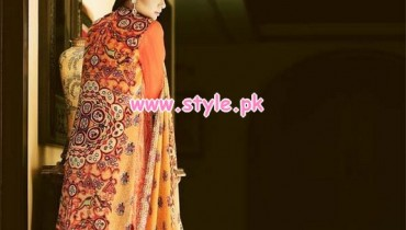 Sana Salman Latest Winter Collection For Women 2012 009