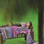 Sana & Samia Embroidered Cotton Collection 2012 by Lala 002
