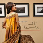 Sana & Samia Embroidered Cotton Collection 2012 by Lala 004