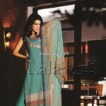 Sana & Samia Embroidered Cotton Collection 2012 by Lala 005