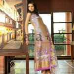 Sana & Samia Embroidered Cotton Collection 2012 by Lala 008