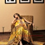 Sana & Samia Embroidered Cotton Collection 2012 by Lala 009
