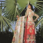 Sana & Samia Embroidered Cotton Collection 2012 by Lala 010