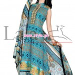 Sana and Samia Mid Summer 2012 Collection For Women 001