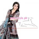 Sana and Samia Mid Summer 2012 Collection For Women 004