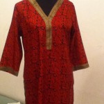 Silk N Threads Silk Kurti Collection 2012-2013 For Women 006
