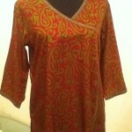 Silk N Threads Silk Kurti Collection 2012-2013 For Women 009