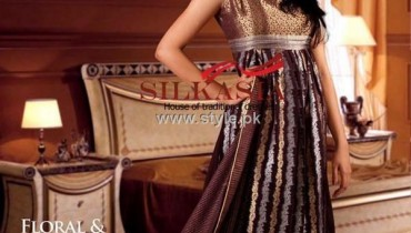 Silkasia Party Wear 2012 Dresses for Women