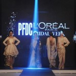 TONI & GUY And Mohsin Ali Designer Collection 2012 At PFDC L'Oreal Paris Bridal Week 2012 002