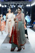 Teena By Hina Butt Collection 2012 At PFDC L'Oreal Paris Bridal Week 0014