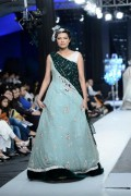 Teena By Hina Butt Collection 2012 At PFDC L'Oreal Paris Bridal Week 0019