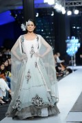 Teena By Hina Butt Collection 2012 At PFDC L'Oreal Paris Bridal Week 0028