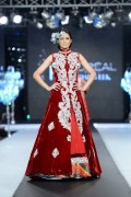 Teena By Hina Butt Collection 2012 At PFDC L'Oreal Paris Bridal Week 0035