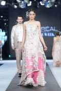 Teena By Hina Butt Collection 2012 At PFDC L'Oreal Paris Bridal Week 0042