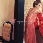 Tena Durrani Bridal Wear Collection 2012 for Women 006