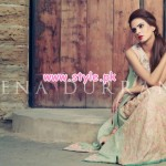 Tena Durrani Latest Eid Collection For Women 2012 001