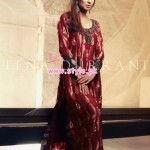 Tena Durrani Latest Eid Collection For Women 2012 003