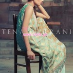 Tena Durrani Latest Eid Collection For Women 2012 005