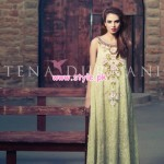 Tena Durrani Party Wear Collection For Women 2012 009