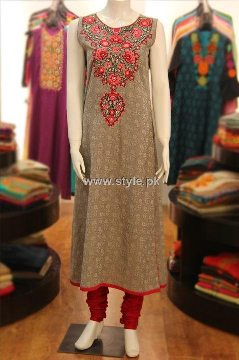 Thredz 2012 Eid-Ul-Azha Dresses for Ladies