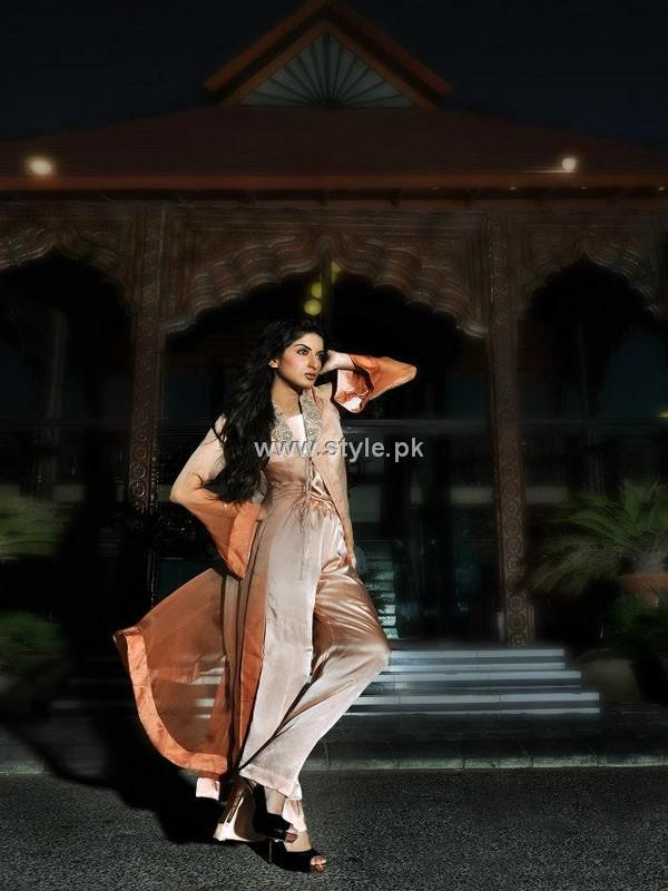 Umsha by Uzma Babar Fall 2012 Collection for Women