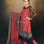 Warda Designer Collection Winter Dresses 2012 for Women