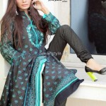 Warda Designer Collection Winter Dresses 2012 for Women 007