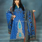 Warda Designer Collection Winter Dresses 2012 for Women 008
