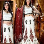 White Bridal Lehenga Trends 2012 003 150x150 fashion trends designer dresses