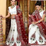 White Bridal Lehenga Trends 2012 004 150x150 fashion trends designer dresses