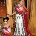 White Bridal Lehenga Trends 2012 007 150x150 fashion trends designer dresses