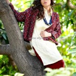 Yahsir Waheed Stitched Dresses 2012 for Women