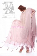 Zarmina Formal Wear 2012 Latest Dresses For Women 005