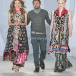 Aamir Baig Collection 2012 13 at PFW 3 London 012 150x150 shows