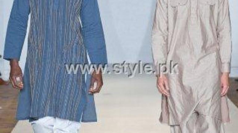 Al Karam Exclusive Collection 2012-13 at PFW 3, London