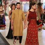 Ammar Shahid Bridal Collection At Bridal Couture Week 2012 002