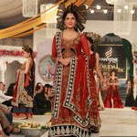Ammar Shahid Bridal Collection At Bridal Couture Week 2012 005